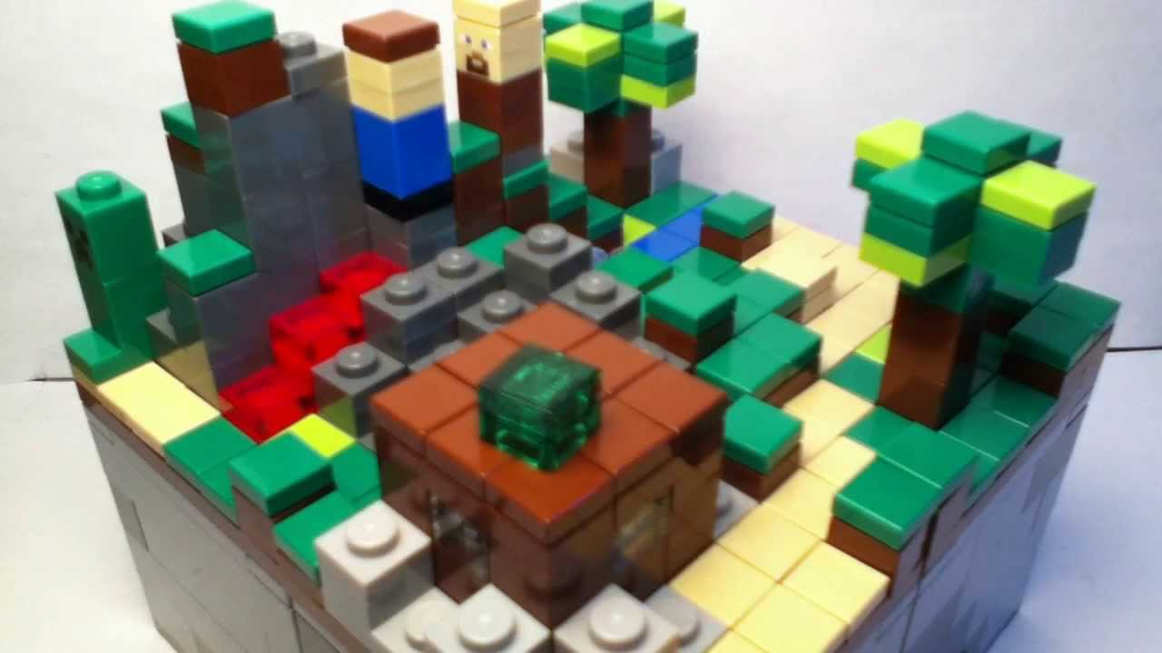 Minecraft Battle: FAMILY POLICE STATION BUILD CHALLENGE ...