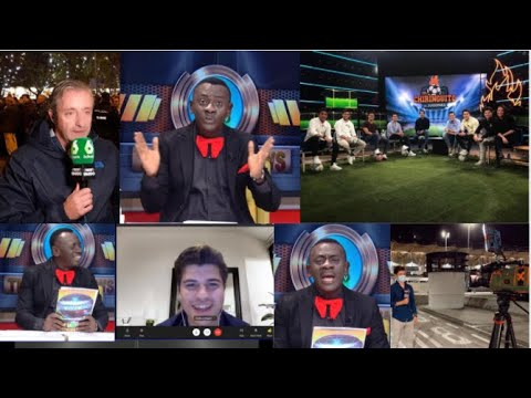 Akrobeto goes 'Global' with live interview on Spanish television
