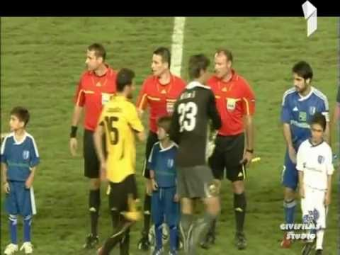 Dinamo Tbilisi 1-0 (1-1 E.T.) AEK Athens 25.08.2011 Full Highlights