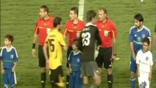 Dinamo Tbilisi 1-0 (1-1 E.T.) AEK Athens 25.08.2011 Full Highlights