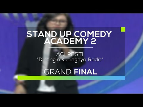 Aci Resti - Dicengin Kucingnya Radit (SUCA 2 - Grand Final)