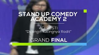aci resti dicengin kucingnya radit suca 2 grand final