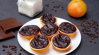 Пудинг в апельсиновой кожуре - Рецепты от Со Вкусом