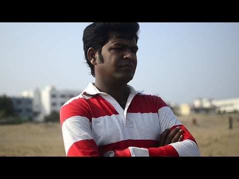 Dreaming With Sand - Docufiction on Sudarsan Pattnaik
