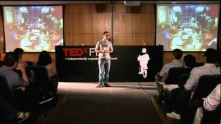 The Unreasonable Importance of Humility: Daniel Epstein at TEDxFIAP