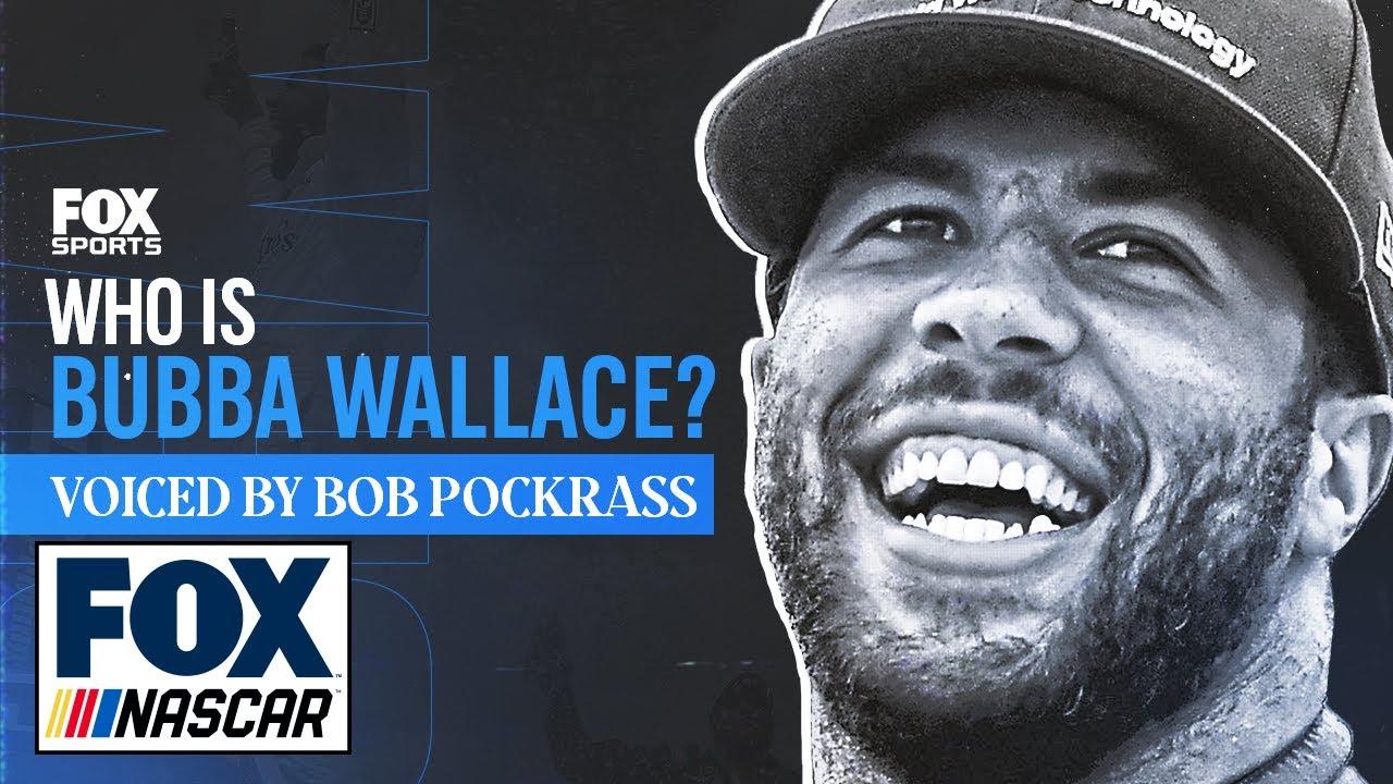 Black Lives Matter / NASCAR  / * Bubba Wallace *       Rising Star !!