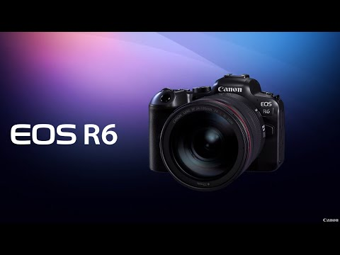Canon EOS R6 | First Look