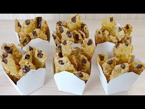 Ini Roti Siram??| Ide Bakulan Seribuan untuk Jualan di Kantin Sekolah from YouTube · Duration:  4 minutes 49 seconds