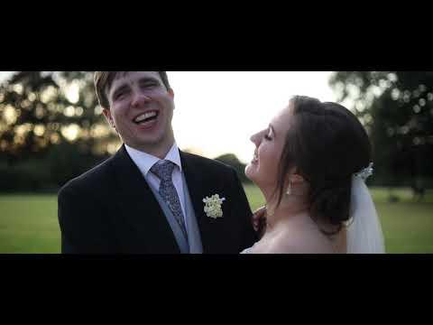 Pentre Mawr Country House Weddings - Hanni & Gwyn Highlights // Llandyrnog, Wales