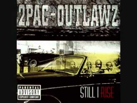 2Pac & Outlawz - 12 - Teardrops And Closed Caskets ft Nate Dogg & Val Young