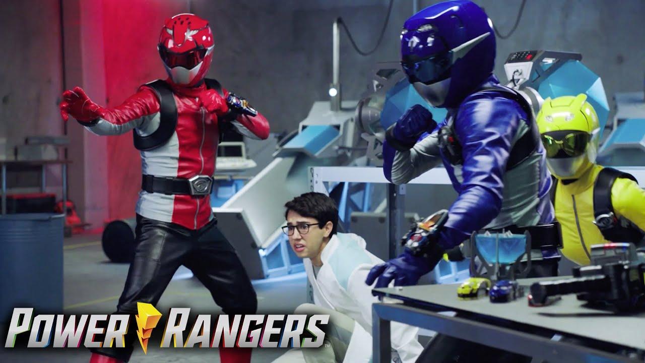 Download Power Rangers em français | Beast Morphers | Épisode Complet | E01 | De nouveaux Rangers