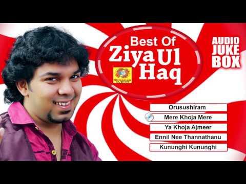 Best of Ziya Ul Haq | Latest Malayalam Mappilapattukal | Superhit Malayalam Mappila Album Songs