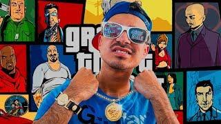 GTA 3 (PS4) - Let's Play #1 [FACECAM] - MEHR PECH GEHT NICHT !! 😂😂😂