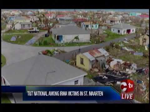 T&T National Among Irma Victims In St Maarten