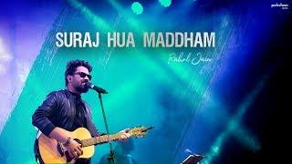 Suraj Hua Maddham - Unplugged Cover   Rahul Jain   K3G   Shahrukh Khan   Kajol
