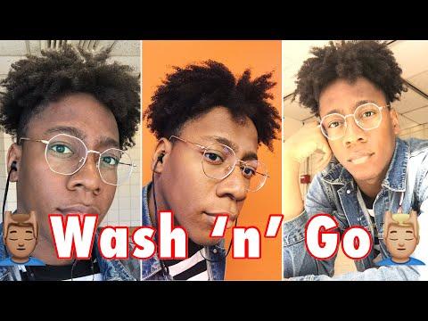 Super Amazing Wash And Go | Wetline Xtreme Gel