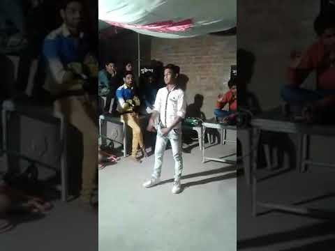 Lokesh gaur dance for b