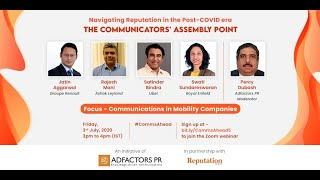 The Communicators Assembly Point - 5