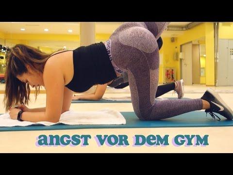 Scham und Angst im Fitnessstudio | Michelle Danzinger