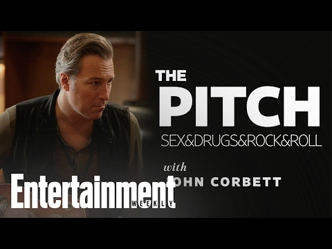 John Corbett pitches 'Sex&Drugs&Rock&Roll' to the ghost of Abraham Lincoln