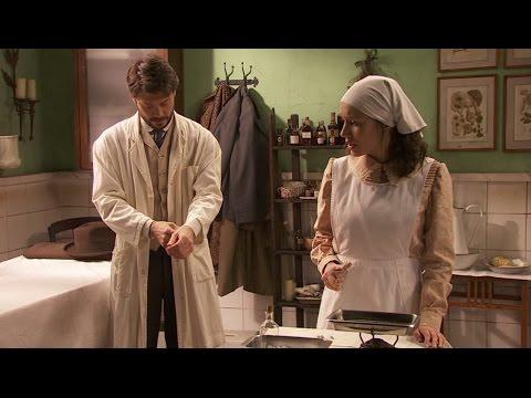 Puente Viejo c1043 - Lucas no quiere decirle a Aurora lo que pone en los documentos