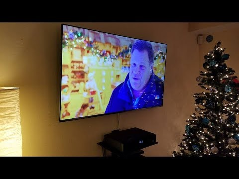 4bd6060e5 Samsung Series 8 UN55MU8000FXZA HDR 4K LED Smart TV Review & Set Up Tips!