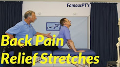 Top 3 Physical Therapy Stretches for Back Pain Relief