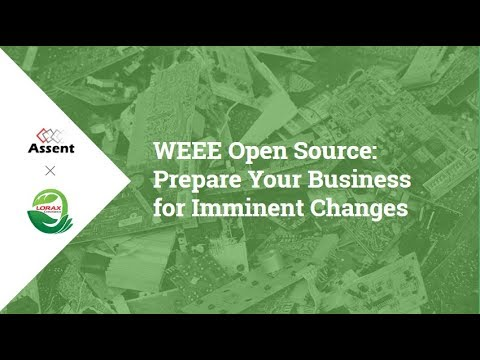 [Webinar] WEEE Open Scope: Prepare Your Business For Imminent Changes