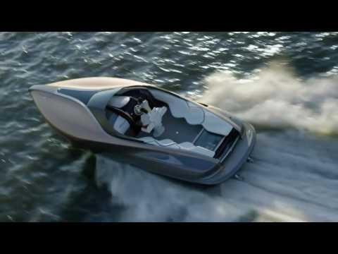Discover the Amazing Lexus Sport Yacht Concept