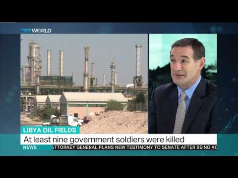 Libya Oil Fields: Militias seize control of two oil terminals