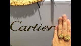 Cartier 全新Cactus de Cartier 仙人掌系列珠寶