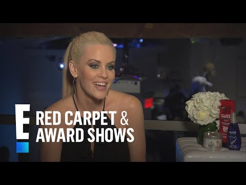 Jenny McCarthy on Meeting Husband Donnie Wahlberg | E! Live from the Red Carpet