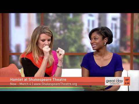 Shakespeare Theatre presents a modern take on 'Hamlet'