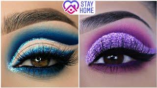 Os Melhores Tutoriais de Maquiagem  para os olhos / The Best Eye Makeup Tutorials 2020