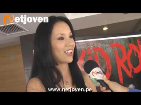 Patty Wong y Paolo Arroyo anuncian llegada de † Skid Row †