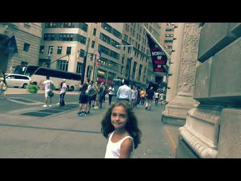 Olivia's Year Modeling for Generation model Management 💕 New York City