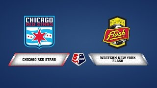 Chicago Red Stars vs. Western New York Flash - August 16, 2014