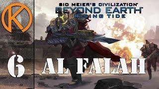 Civilization: Beyond Earth - Rising Tide - Al Falah [6] - Road Network