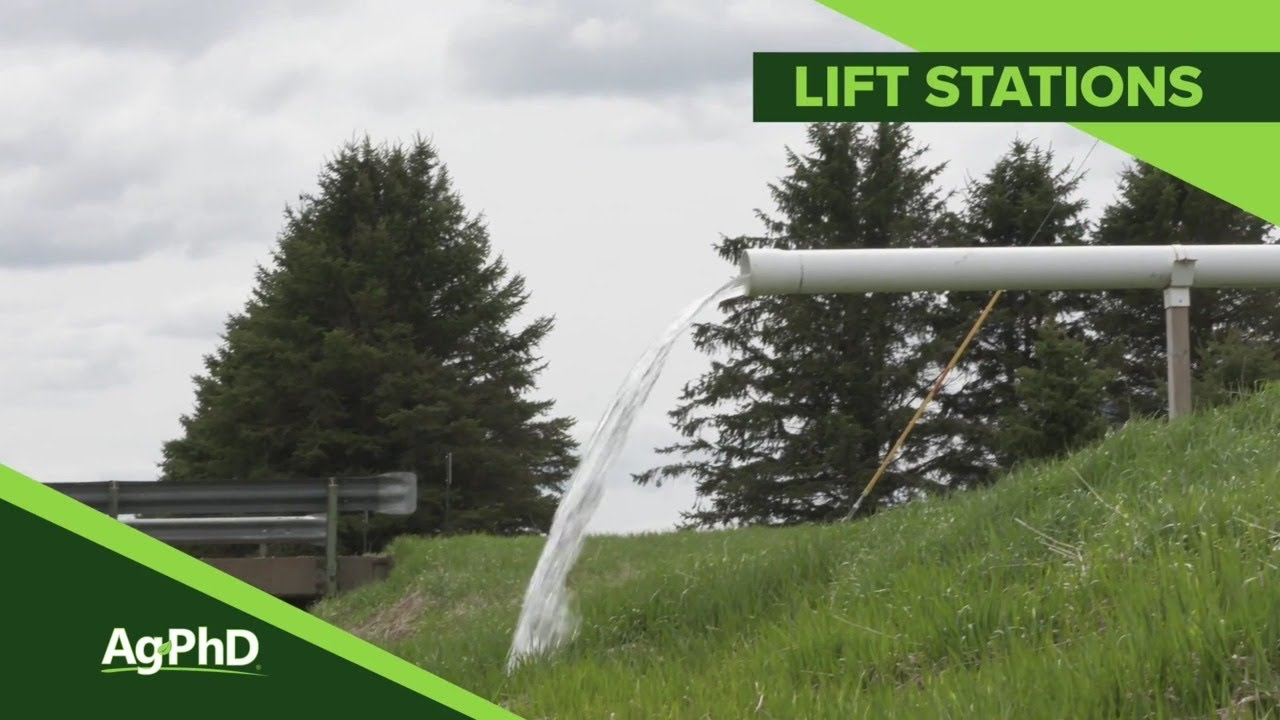 Lift Stations (From Ag PhD Show #1120 - Air Date 9-22-19)