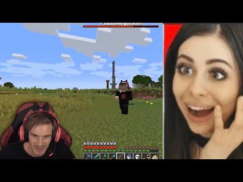 How to spawn PewDiePie boss in Minecraft (NOT CLICKBAIT)