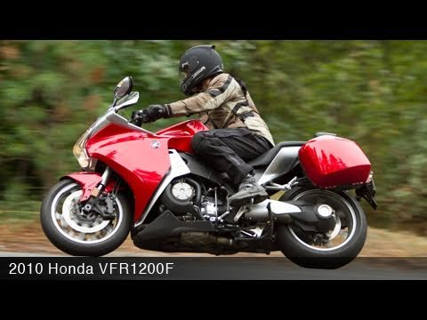 MotoUSA 2010 Honda VFR1200F Sport Touring Video