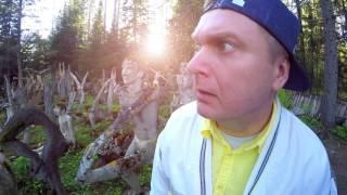 Kaks Kanget Soomes – 7. Osa – Parikkala Skulptuuripark Ja Kummakivi