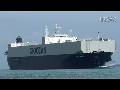 SWIFT ARROW バラ積み船 Bulk carrier G2 OCEAN 2017-SEP