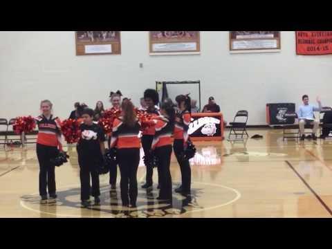 Williams Bay High School Dance Team