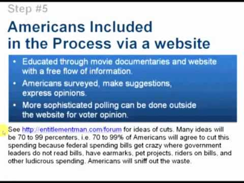 HOW Millions of Americans_The Internet_and Movie Documentaries will Cut Government Spending