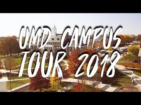 UMD CAMPUS TOUR 2018 | University of Maryland