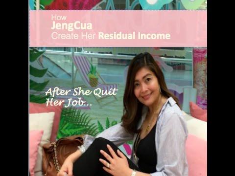 Design your future with passive income - My Biz Break Throughs