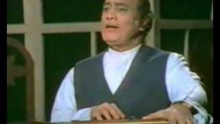 Lala-e-Sehra -- yeh gumbad-e-Minaii - Kalam-e-Iqbal by Mehdi Hassan(PTV live)