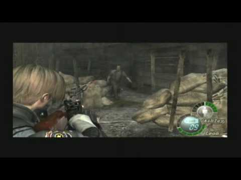 Resident Evil 4 Walkthrough (Professional) Part 14 - Left ...