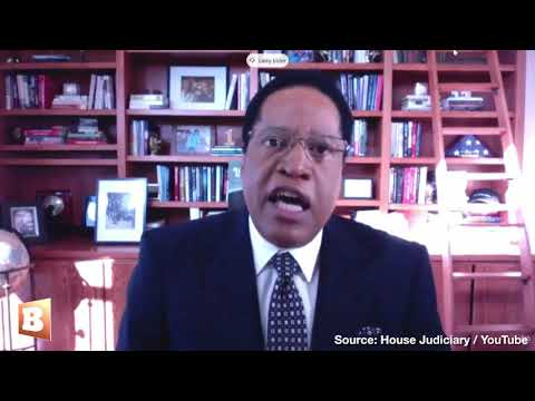 Larry Elder Testifies to Reparations Committee: 'Nobody Is Entitled to Equal Results'